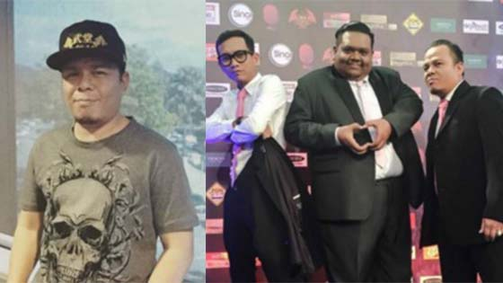 """""""Peminat Maharaja lawak Mega amalkan budaya berpuak"""" - Tauke Jambu"""