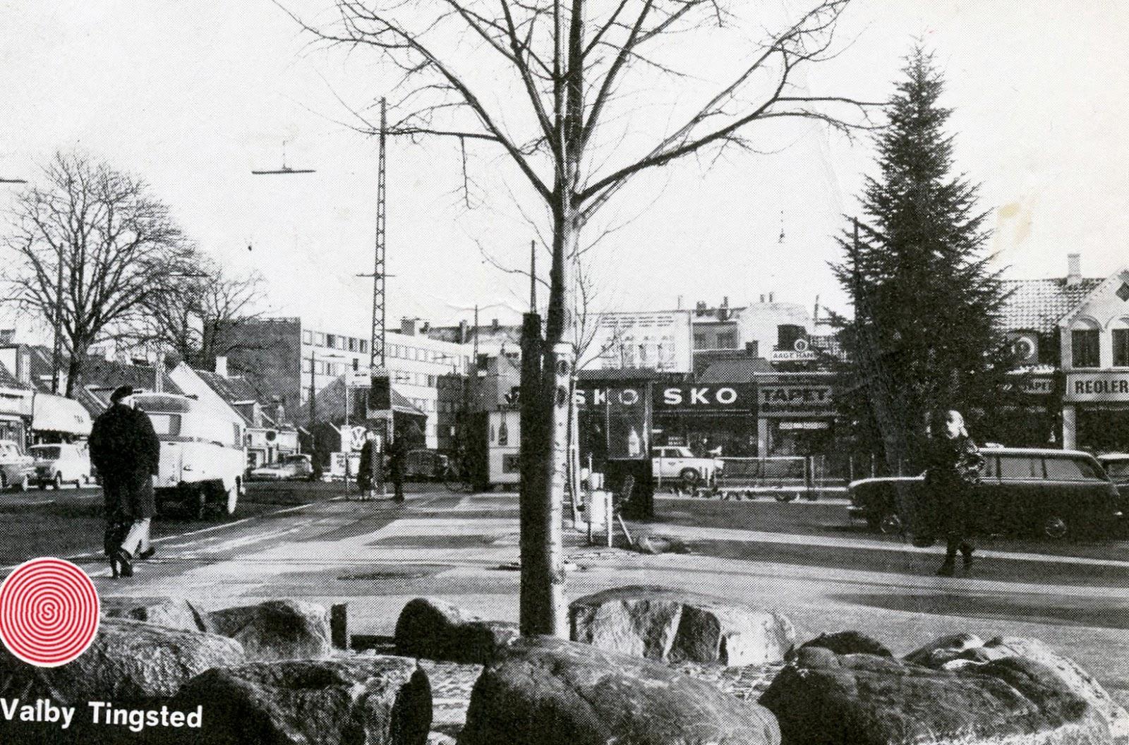 Jul I Valby I Gamle Dage Valby Og København Før Og Nu