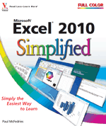 ebook - Microsoft® Excel® 2010 Simplified