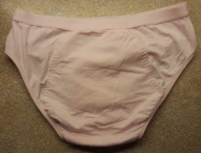 Diary Doll pants review for heavy bleeding