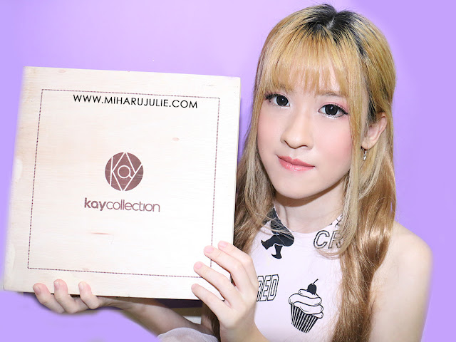 unboxing kay collection beauty box