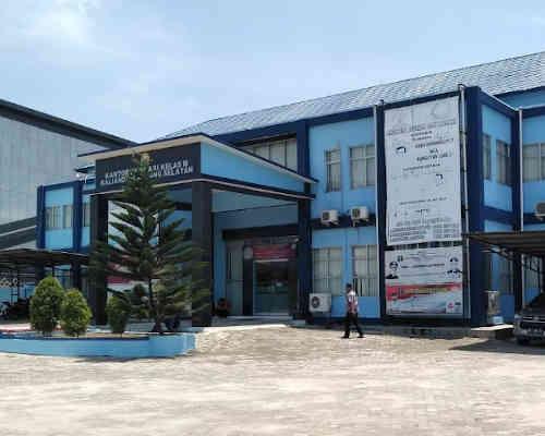 Alamat Telepon Kantor Imigrasi Kalianda - Lampung Selatan