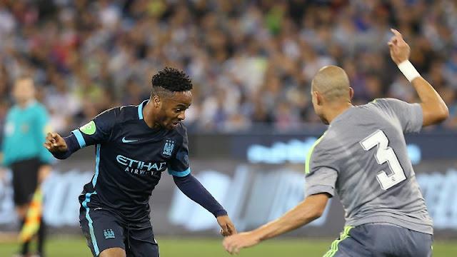 Streaming Manchester City dan Real Madrid 27 April 2016.