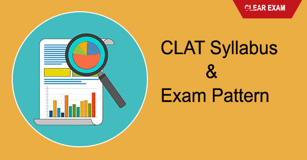 CLAT Syllabus & Exam Pattern