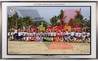 Tổ Chức Team Building Trên Bãi Biển Đà nẵng