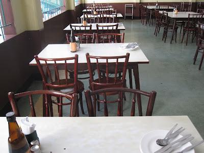 Bangkok, Silom Restaurant