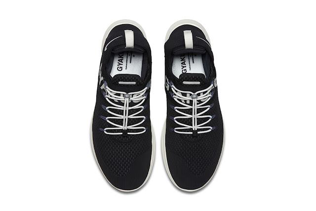 Sepatu Nike terbaru Collabs Gyakusou