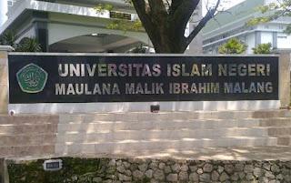 Pengumuman SNMPTN SBMPTN PMB UNIVERSITAS ISLAM NEGERI MALANG 2019/2020