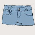 cortar el pantalón