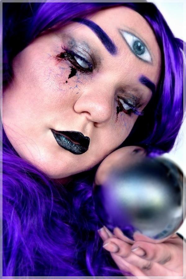 Orakel Make-up Halloween