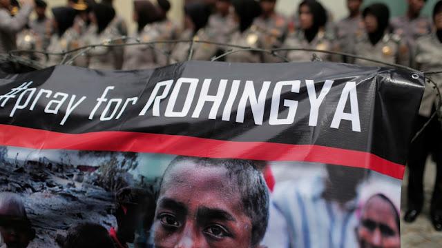 A denúncia surge numa altura em que mais de meio milhão de Rohingya já fugiram para o Bangladesh