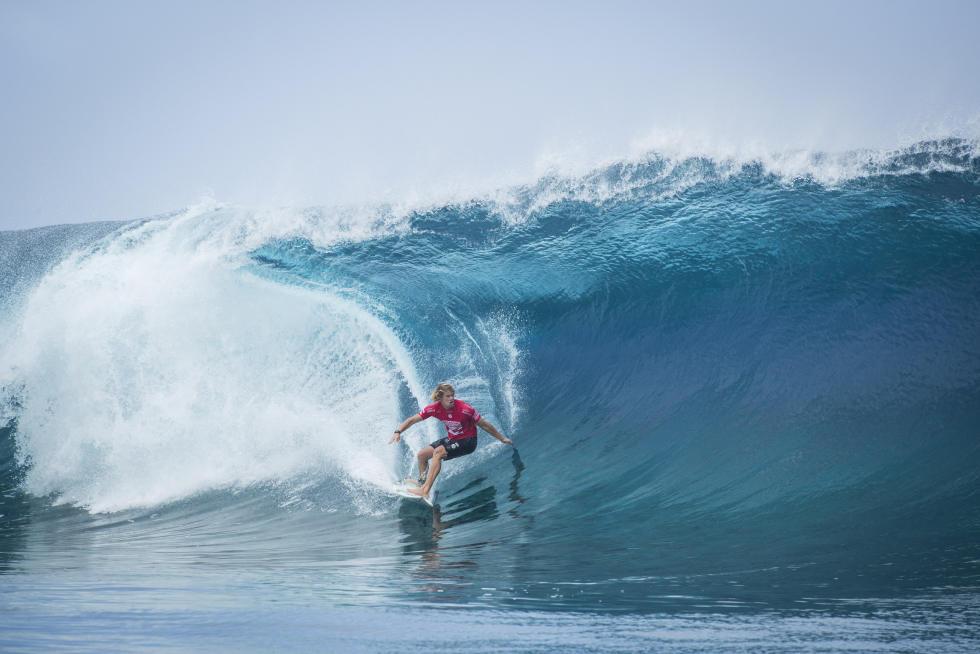 21 John John Florence HAW Billabong Pro Tahiti foto WSL Kelly Cestari