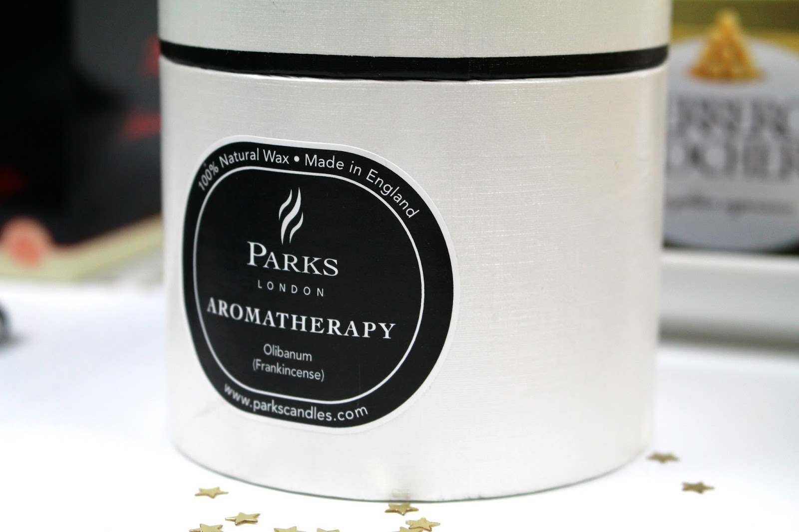 parks london candle review