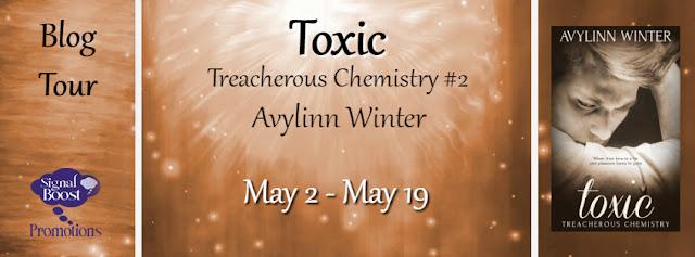 Blog Tour: Spotlight incl Guestpost & Giveaway  Avylinn Winter - Toxic