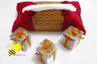 Souvenir Pernikahan Tempat Tissue Harga Grosir