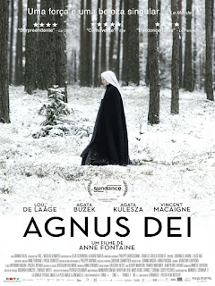 """Poster do filme """"Agnus Dei"""""""