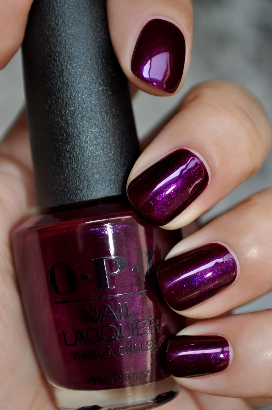 So Lonely In Gorgeous And The Raven Cried Give Me More O P I Nail Lacquer
