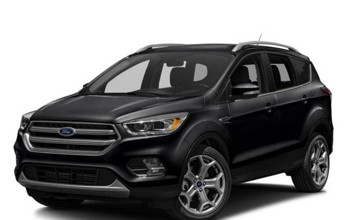 2018 Ford Escape SE Review
