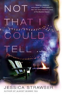 Not That I Could Tell, Jessica Strawser, InToriLex