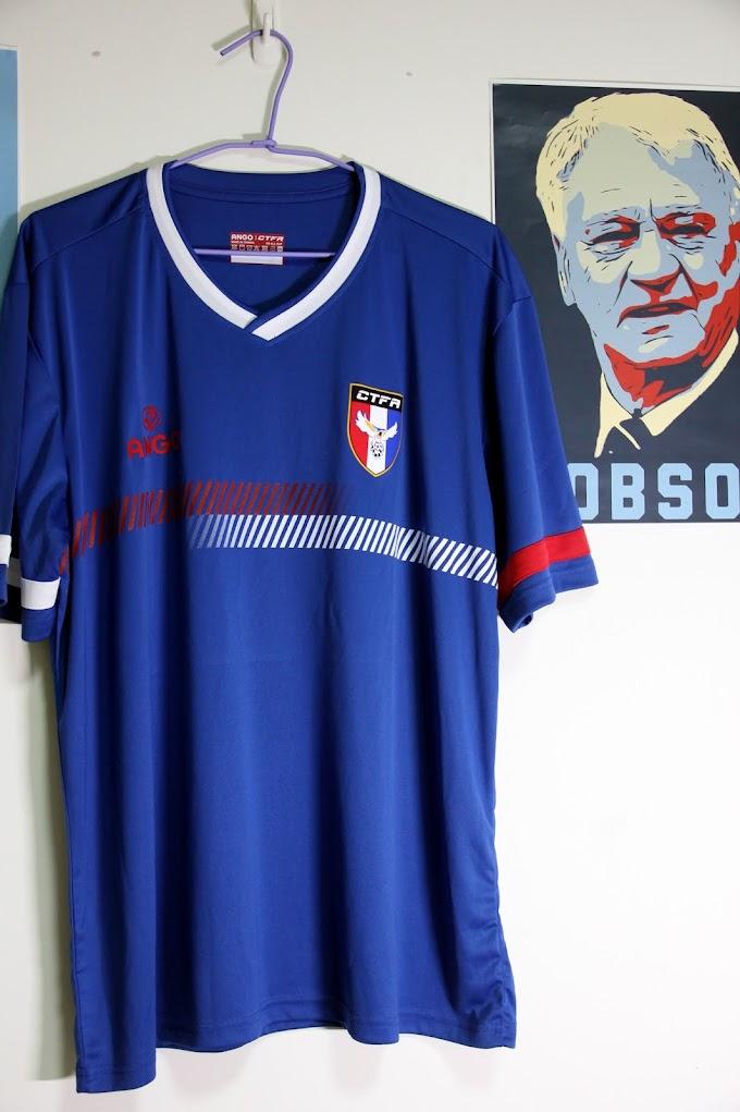 Taiwan's new shirt