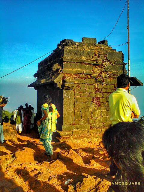 Kodachadri Fort, Karnataka