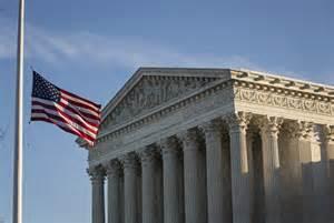 supreme court flag half staff