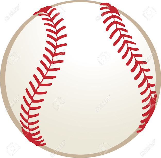 Baseball Illustration Stock Vector