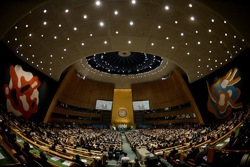 the ambrose ehirim files th united nations general assembly  us president barack obama addresses the 67th un general assembly at the united nations headquarters in new york 25 2012