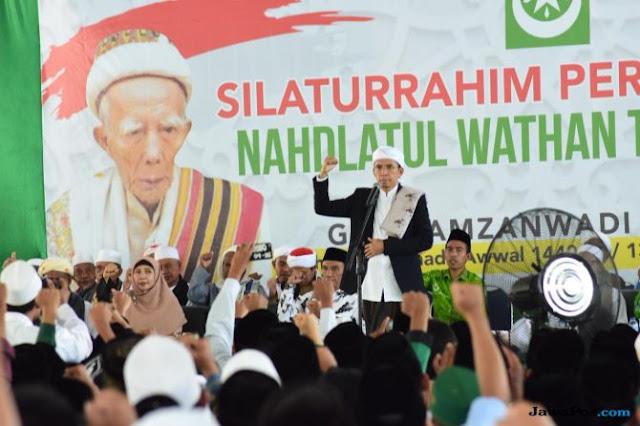TGB: Jokowi Pemimpin yang Paling Banyak Dihina