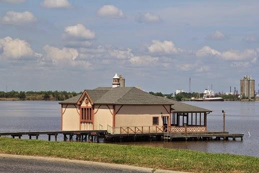 The Wanderers Lake Charles Shell Beach Drive