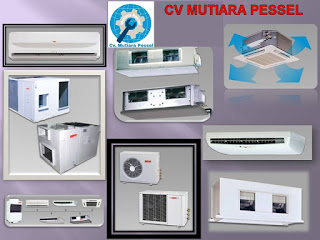 Service AC Split Duct / Central Bintaro