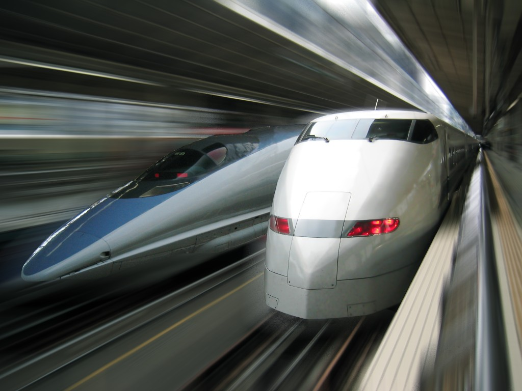 Web Content 3: The Japanese Bullet Train Shinkansen | E12