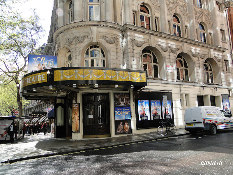 A Little Bit of British: Theatre District London