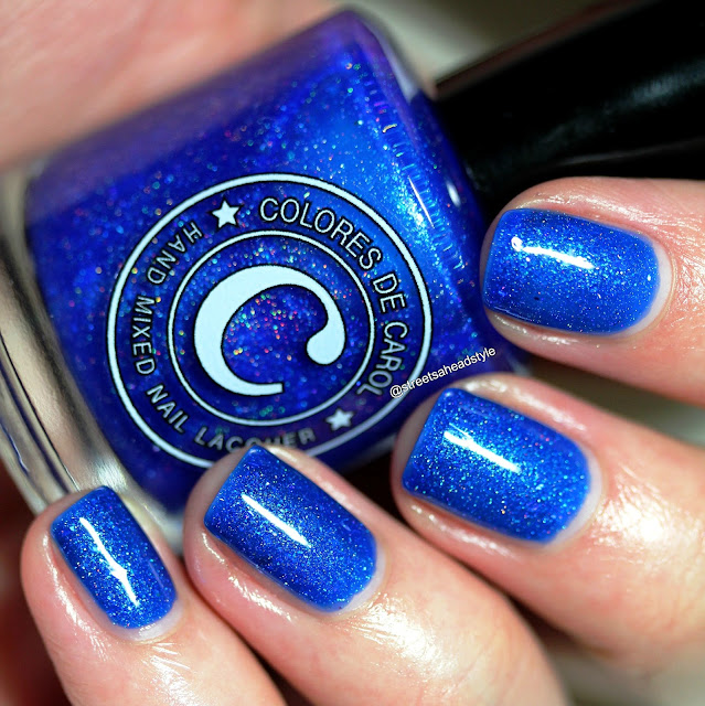 Colores de Carol The Gifted Stone Nail Polish