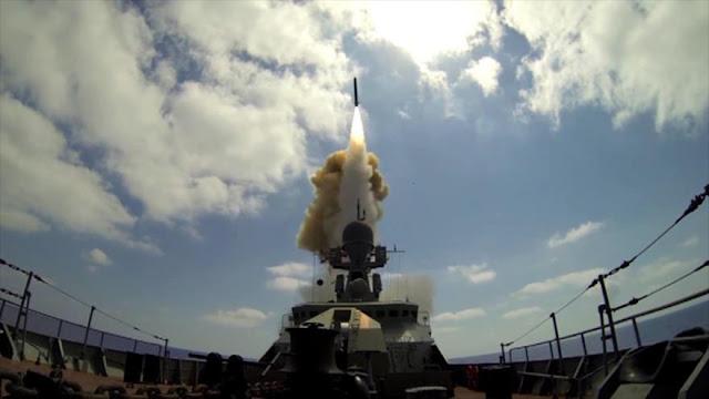 Rusia desarrolla misil de crucero que alcanza blancos a 1000 km