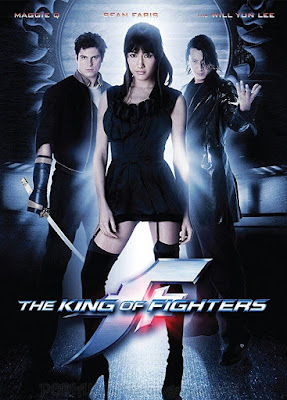 Sinopsis film The King of Fighters (2010)