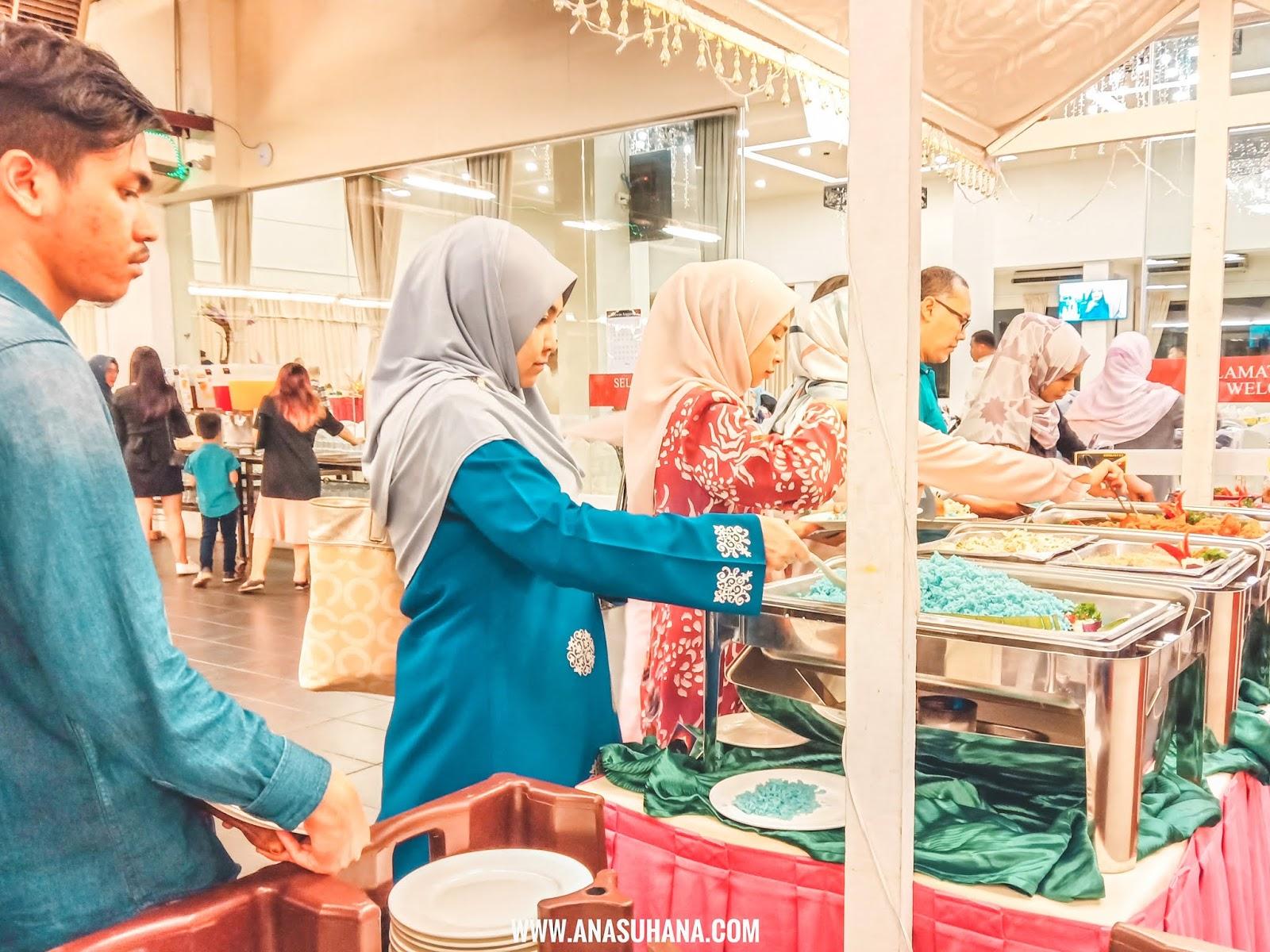 Dengan 200 Menu Bufet Ramadan, Jom Iftar Sesama di Bangi Golf Resort