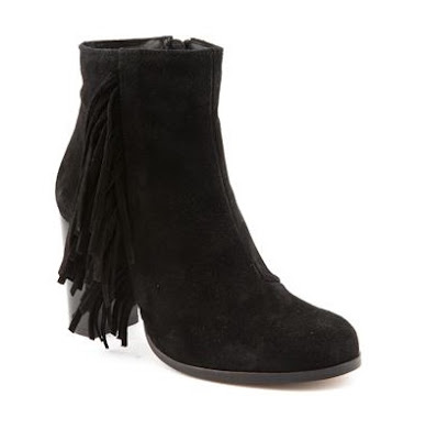 jones bootmaker odette ankle boots with fringe