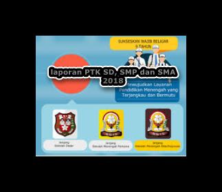 Aplikasi PTK 2018 SD, SMP, SMA Sesuai Juknis Terbaru