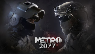 Game Zombie Terbaru: Metro 2077 Apk