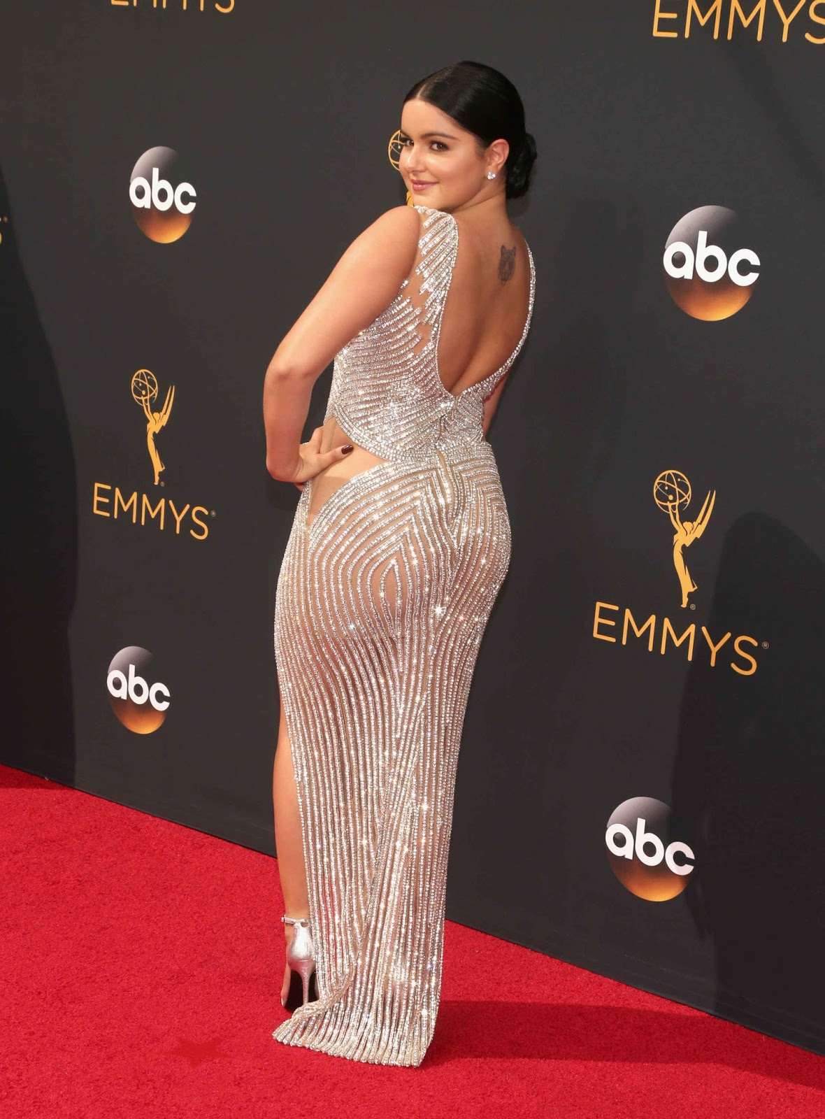 Ariel Winter at The Emmy Awards 2016