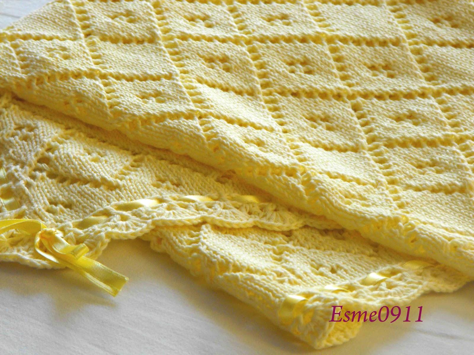 Eccezionale Una copertina gialla per neonato da carrozzina WH14