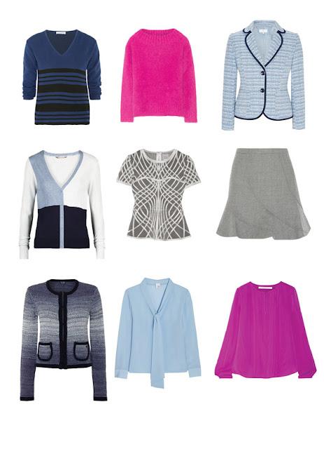 Акцентные вещи гардероба Project 333 в стиле Ladylike