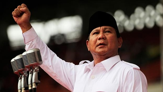 Prabowo Minta Rakyat Tak Usah Kagumi Elite, Duitnya Nyolong Dari Rakyat