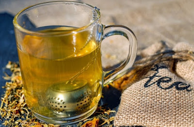 Relaxing Herbal Tea To Reduce Stress