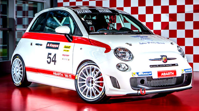 Abarth 595 OT Review Specs