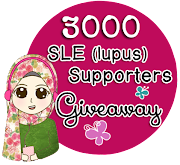 3000 SLE Supporters Giveaway