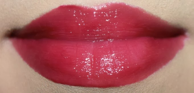 maybelline lip polish color elixir swatch review best lip gloss