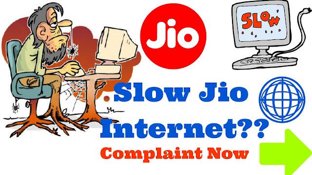 JIO Complaint