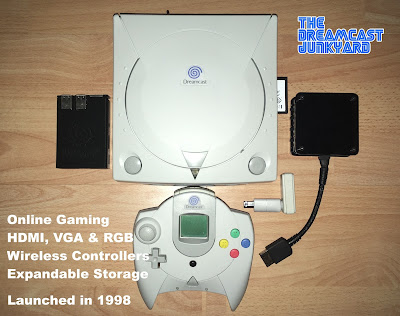 The Dreamcast Junkyard: Hardware Review: GD-ROM & Compact